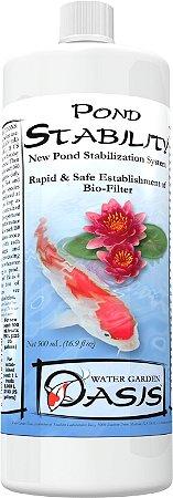 Seachem Pond Stability 500ml - Acelerador biológico