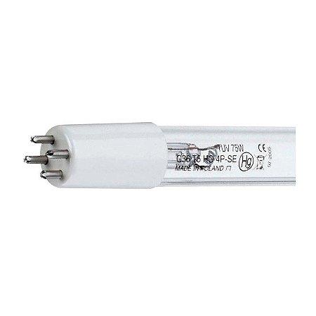Lampada Ultra Violeta UVC 75W - Philips