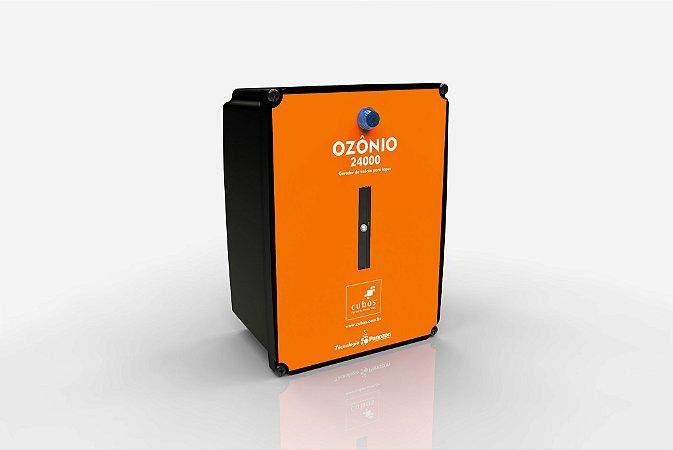 Gerador de ozônio para lagos ornamentais de até 56000 lt 220V - Cubos