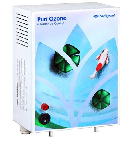 Ozonizador Sarlo Pond Puri Ozone 20k 220V