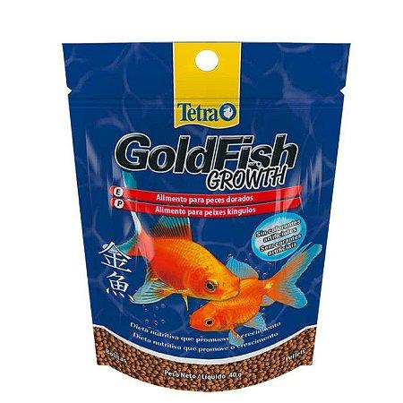 Alimento completo para kinguios em crescimento tetra Goldfish Growth Pellets 40g