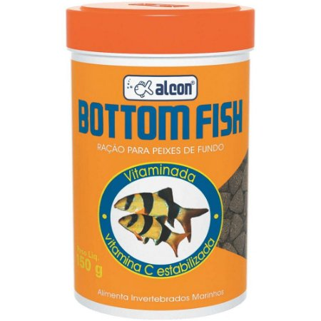 Ração Alcon Bottom Fish 50g