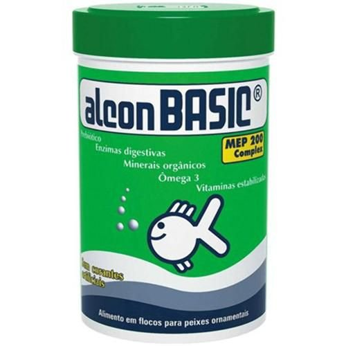 Ração Alcon Basic Flocos 50g