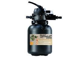 Filtro Pressurizado 5000 S/UV para lagos de até 5000lt ENT/SAI Tubos 50mm