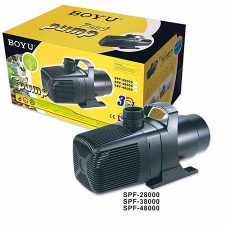 BOMBA SUBMERSA SPF-48000 127V 30000L/H - BOYU
