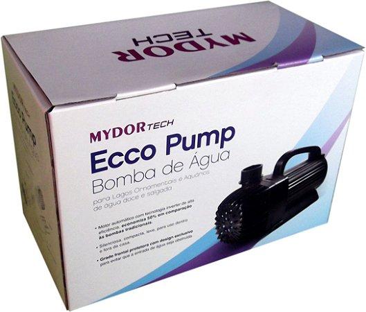 Bomba Submersa Ou Externa Mydor Tech Ecco 10000 220v - 100w