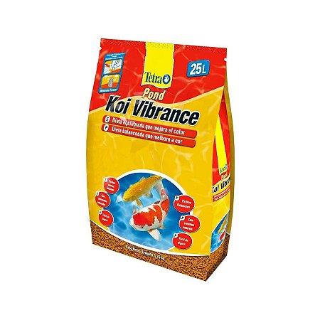 Ração Para Peixes Ornamentais Tetrapond Koi Vibrance 3,75kg