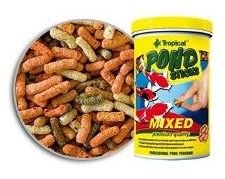 Tropical Pond Sticks Mixed Bag 90g