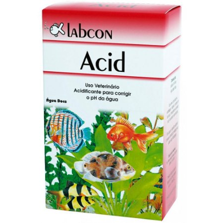 Redutor de pH Labcon Acid 200ml