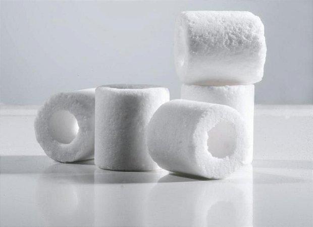 Cerâmica Bio-Glass para filtragem biológica Cubos - Saco de 20kg