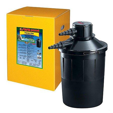 Filtro pressurizado para lagos de até 9000 litros Sera T-50 (T50)