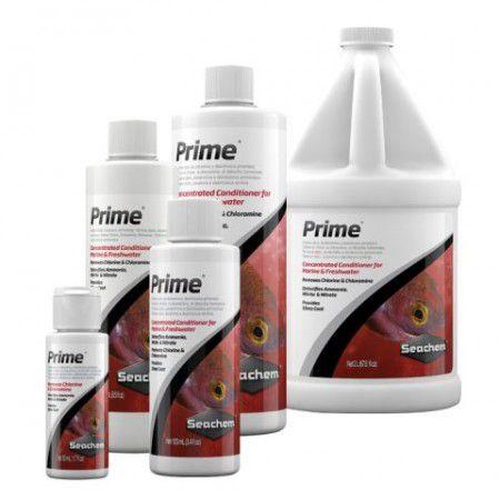 Condicionador de água Seachem Prime 2 litros