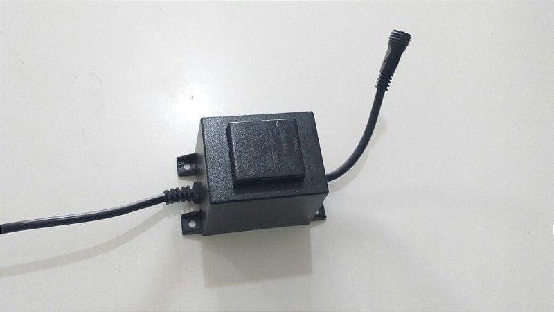 Conjunto elétrico c/reator para UV PL de 18W Ocean Tech 220V