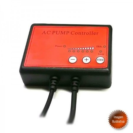 Controlador Eletrônico (driver) para bomba Ocean Tech AC-20000 220V