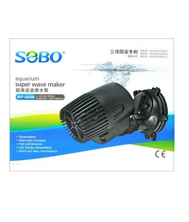 Bomba movimentadora Sobo Wave maker WP-300M 7.520 l/h - 10W 127V