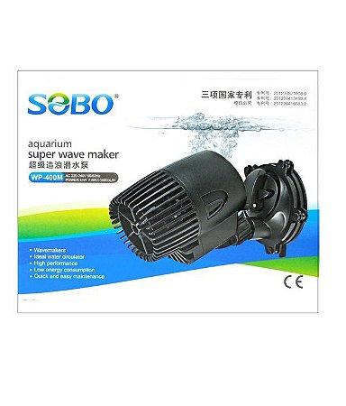Bomba movimentadora Sobo Wave maker WP-300M 7.520 l/h - 10W 220V