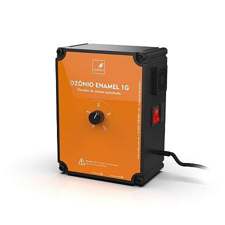 Ozônio Enamel 1G com mini venture para bomba Jato Cubos  220v
