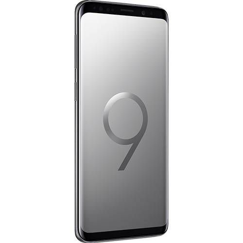 Samsung Galaxy S9 Dual Chip Android 8.0 Tela 5.8 2.8GHz 128GB 4G Câmera 12MP -Preto