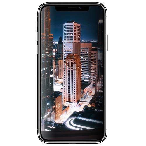 iPhone X 64GB Silver IOS12 4G + Wi-fi Câmera 12MP - Apple