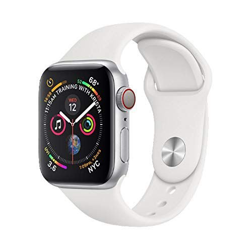 Apple Watch Series 4 44mm Alumínio-Branco