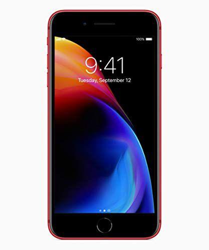 """iPhone 8 Plus Apple 64GB Vermelho 4G Tela 5,5"""" - Retina Câmera 12MP iOS 11 Proc. Chip A11"""