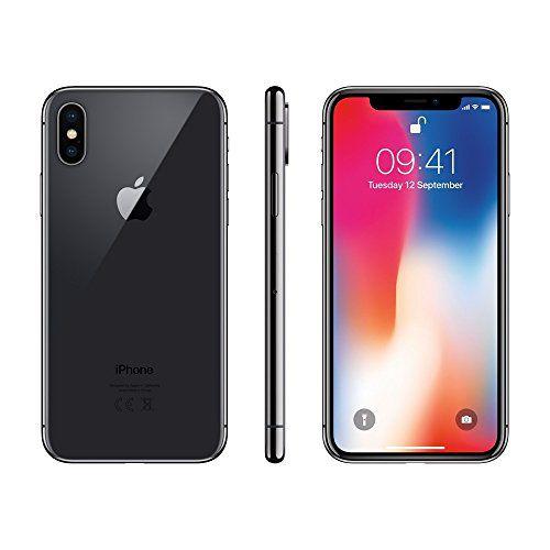 iPhone X 64GB IOS12 4G + Wi-fi Câmera 12MP Apple-Preto