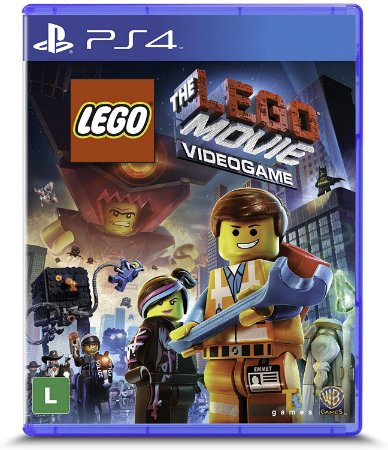 Jogo LEGO The Movie para PlayStation 4