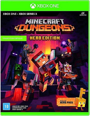 Minecraft Dungeons Xbox One- (incluido Hero Pass)