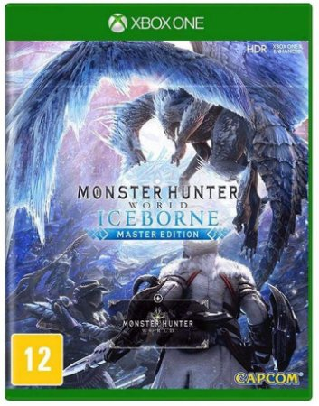 Monster Hunter: Iceborne Xbox One