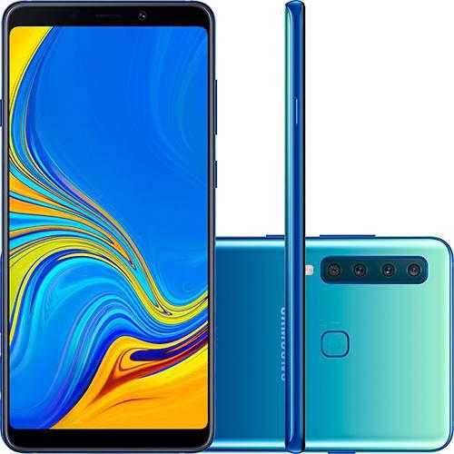 Samsung Galaxy A9 128GB Dual Chip Android 8.0 Tela 6.3 Azul