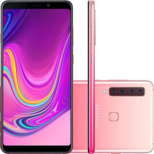 Samsung Galaxy A9 128GB Dual Chip Android 8.0 Tela 6.3 Rosa