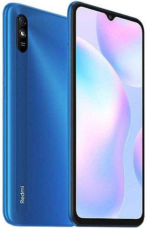 "Xiaomi Redmi 9A Versão Global 32gb / 2gb Ram/Tela 6.53"" - Azul"