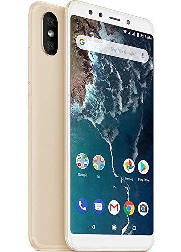 Xiaomi Redmi  MI A2 4GB 32GB Dual Sim-Dourado