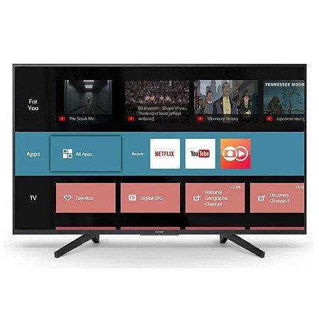 TV LED UHD 55 SONY 55X705G