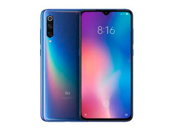"Smartphone Xiaomi Mi 9 6.39"" 6GB/64GB  Global (AZUL)"