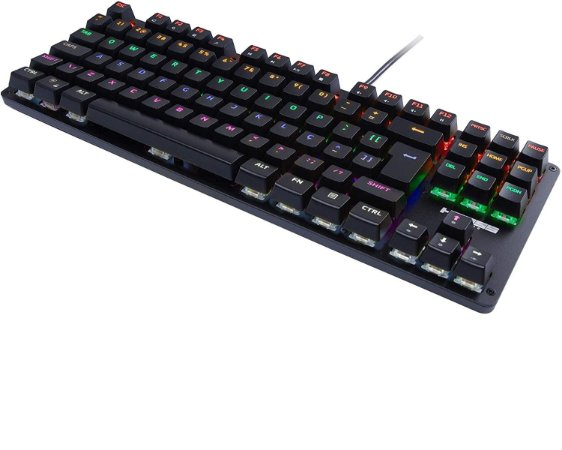 Teclado Gamer C/Fio Mecanico KE-KG120 Kross Elegance