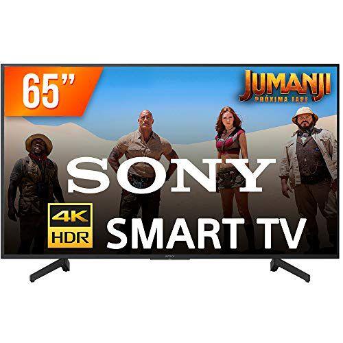 "Smart TV 65"" LED 4K UHD HDR Smart & Durável KD-65X705G   KD-65X705G BR6"
