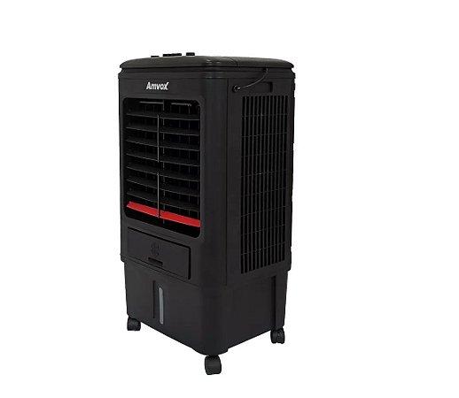 Climatizador de Ar Amvox ACL 018, 18 Litros,  127V Preto