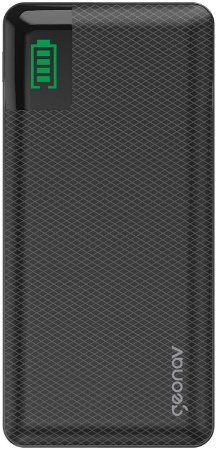 Carregador Portátil Universal 16.000Mah, 2 Portas Usb + 1 Porta Usb-C