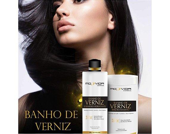 BANHO DE VERNIZ