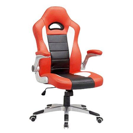 Cadeira Gamer Mymax MX2 Preto e Vermelho