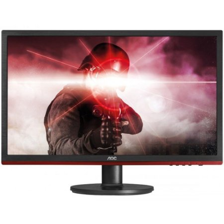"Monitor Gamer AOC 21,5"" Widescreen 1ms VGA/HDMI/Display  Port G2260VWQ6"