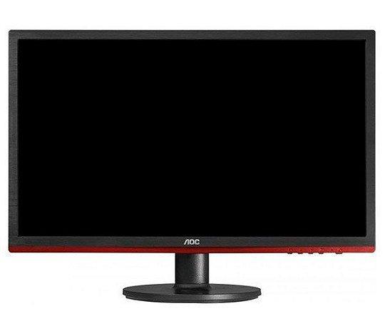 "Monitor Gamer AOC 24"" Widescreen 1ms VGA/HDMI/Display  Port G2460VQ6"