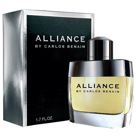 Perfume Masculino Cannon Alliance 50ml