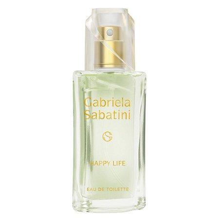 Perfume Feminino Gabriela Sabatini Happy Life