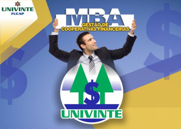 MBA Gestão de Cooperativas Financeiras