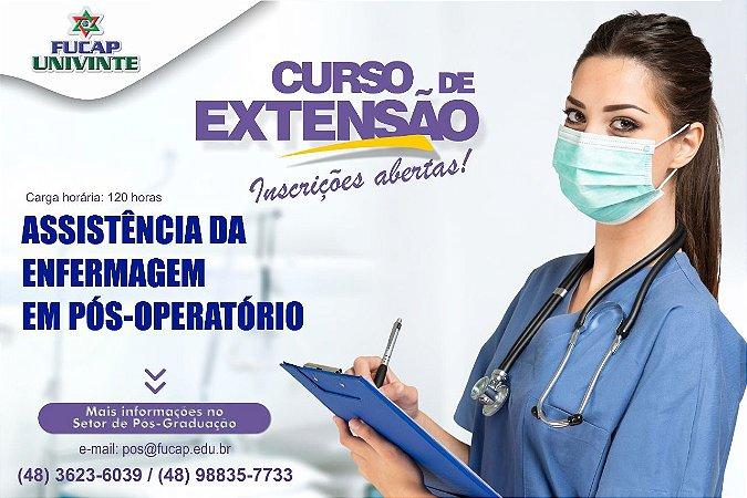 Assistência da Enfermagem no Pós-Operatório