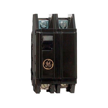 Disjuntor Bipolar 50A - General Electric