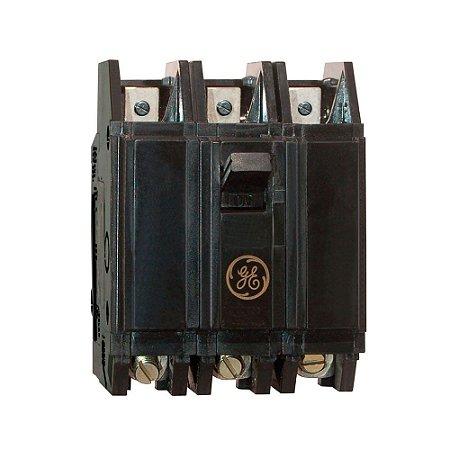 Disjuntor Tripolar 50A - General Electric