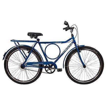 Bicicleta Classic Braciclo ARO 26 Freios V-Brake Masculina